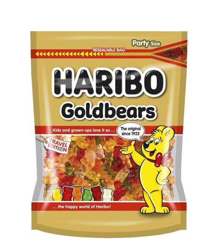 Haribo Goldbears Travel Edition 750g