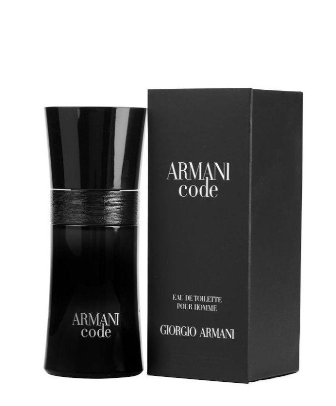 Armani Code Men pánská toaletní voda 50ml
