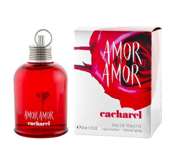 Cacharel Amor Amor eau de toilette 50ml