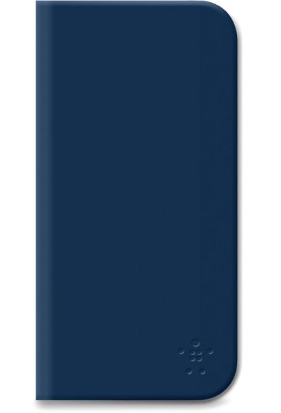 Belkin pouzdro na iPhone 6 Classic Folio blue