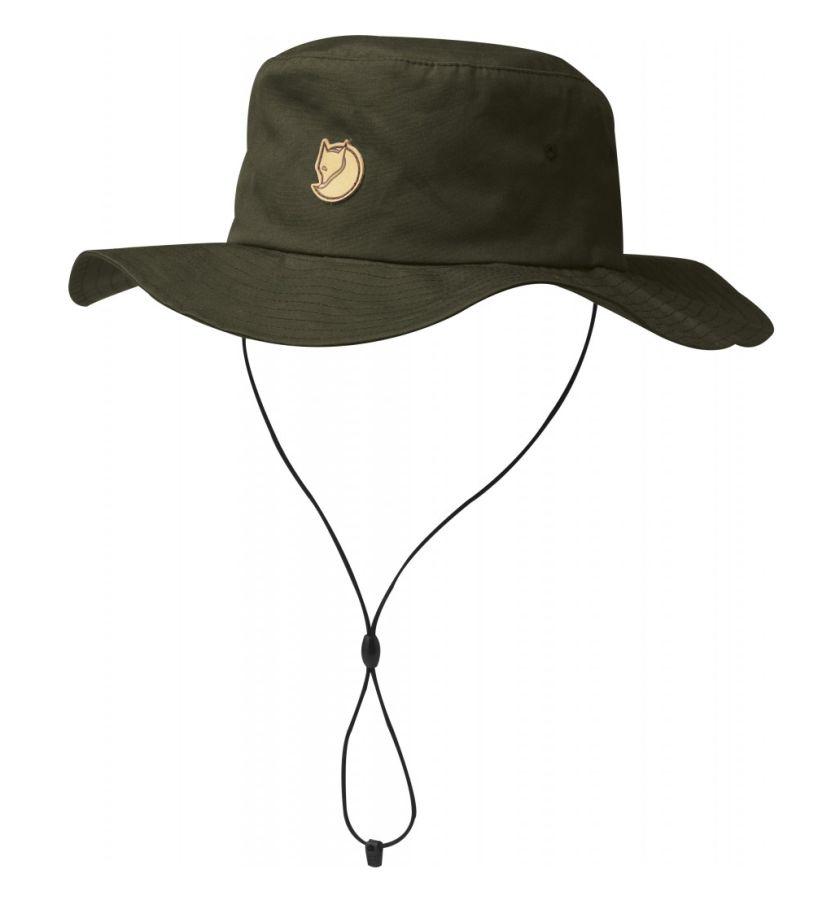 45a815b0ecc Fjällräven klobouk Hatfield Hat L dark olive