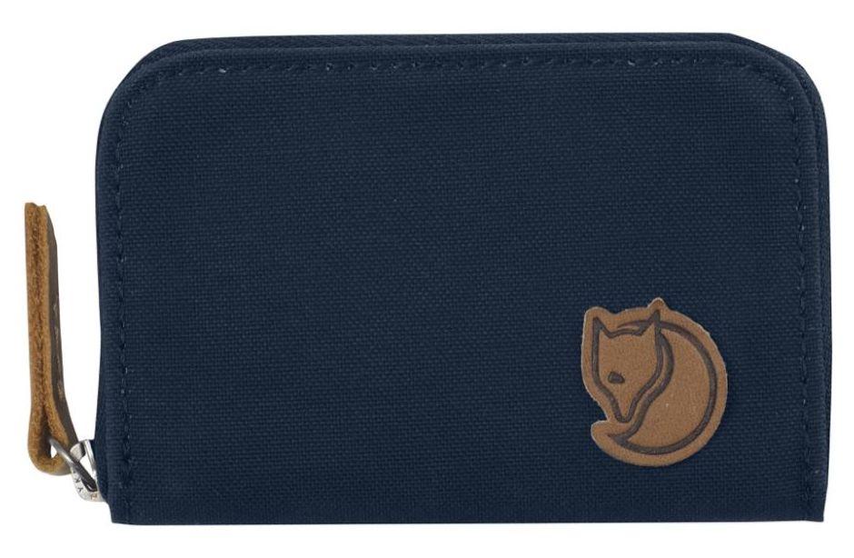 Fjällräven kapsa na karty Zip Card Holder navy