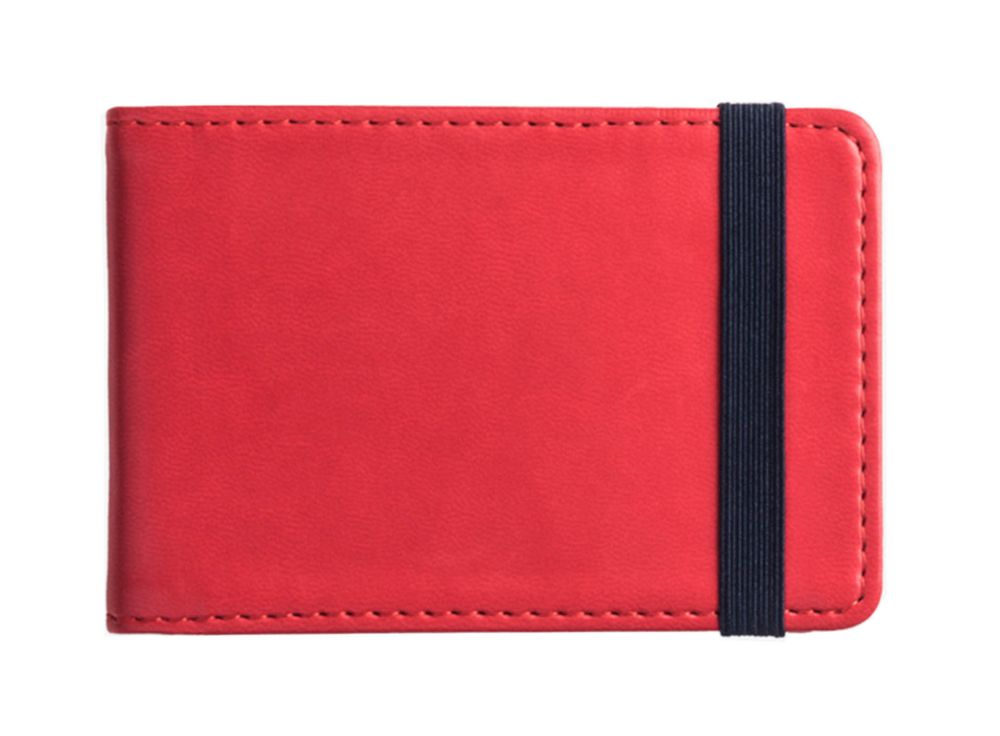 Legami pouzdro na karty Card Holder RFID red