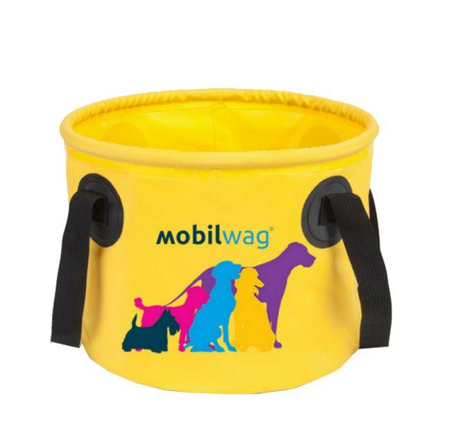 Mobilwag nádrž na vodu 9l yellow