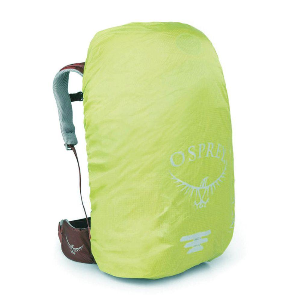3ca997690fc Osprey pláštěnka na batoh Ultralight Hi-Vis Raincover S electric lime