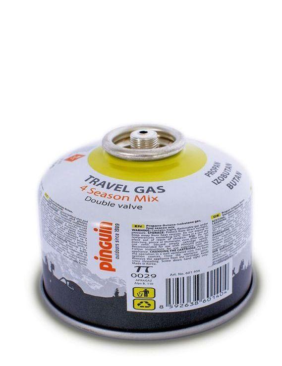 Pinguin plynová kartuše 110g