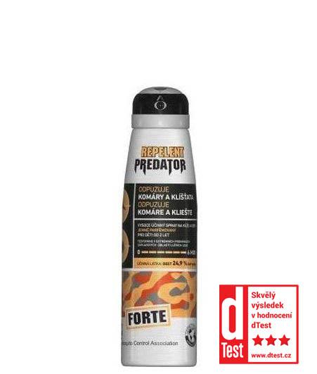 Predator repelent Forte DEET 90ml