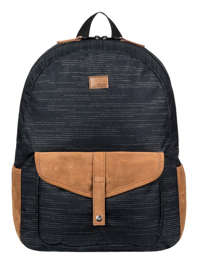 Roxy dámský batoh Carribean Solid true black