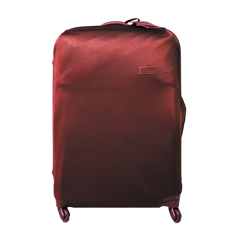 Lipault Paris obal na kufr Luggage Cover M ruby