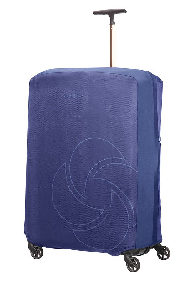 Samsonite obal na kufr Foldable Luggage Cover XL midnight blue