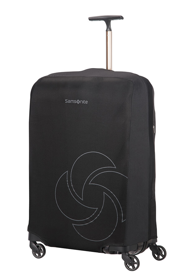 Samsonite obal na kufr Foldable Luggage Cover L/M black