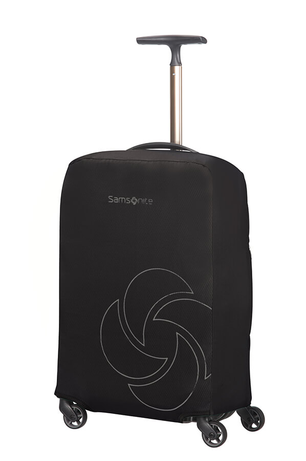 Samsonite obal na kufr Foldable Luggage Cover S black