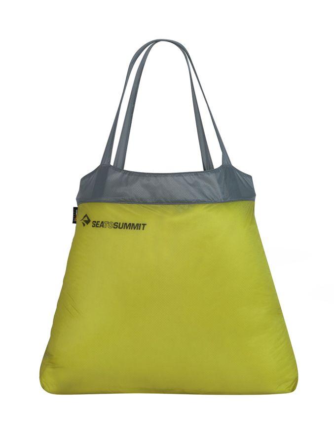 76d9af2dea Sea to Summit nákupní taška Ultra-Sil Shopping Bag 2018 lime