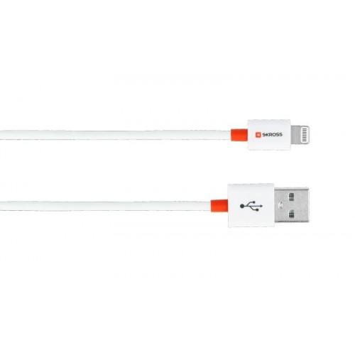 SKROSS nabíjecí kabel Lightning 2m Travel Size