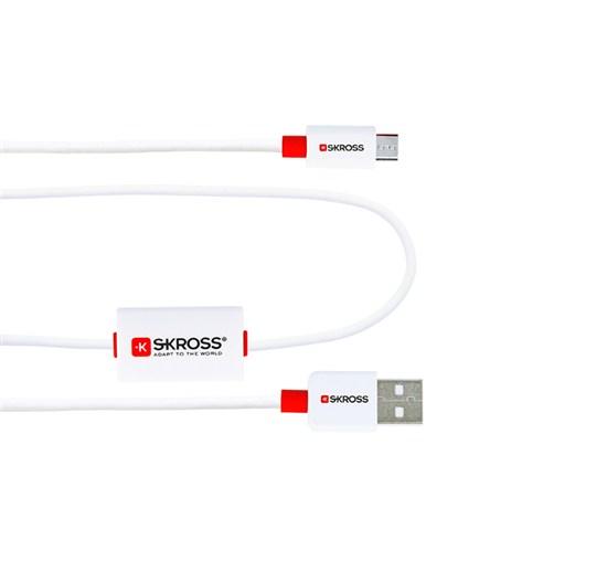 SKROSS USB kabel Buzz Alarm Cable Micro USB