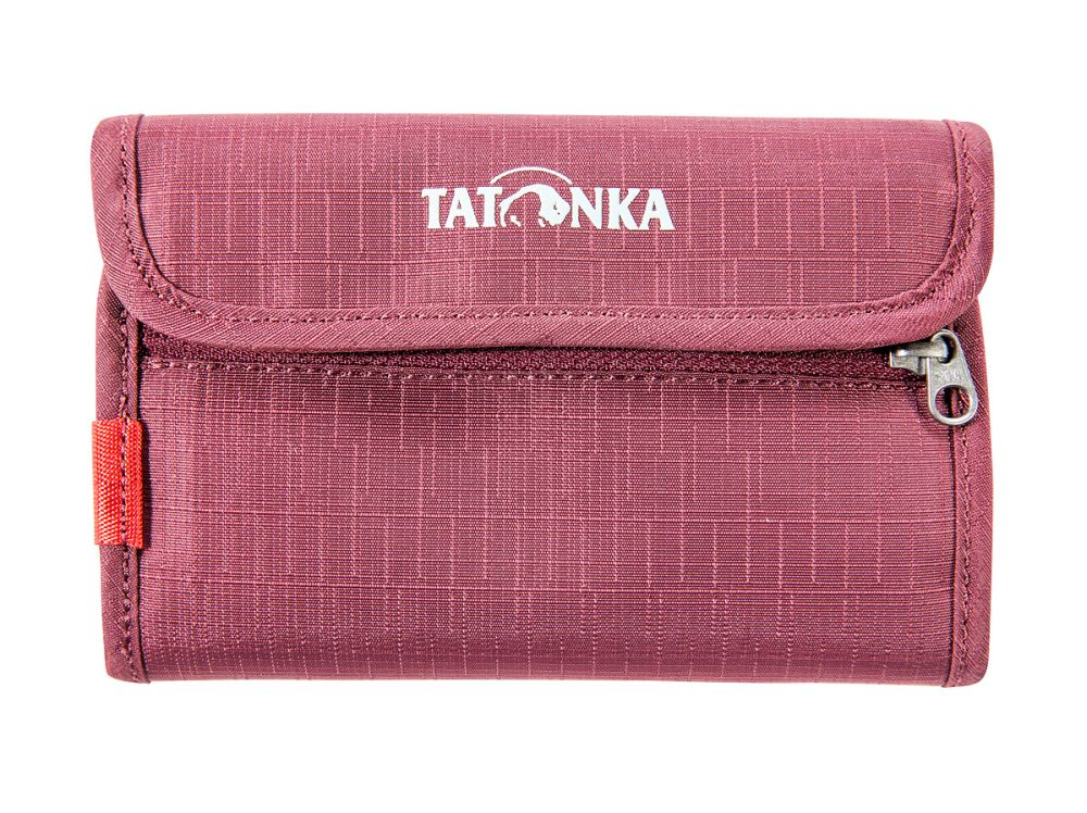 Tatonka peněženka ID Wallet shadow bordeaux red