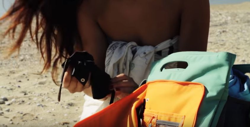 Beach Bag Terra Nation 211301 Tama Kopu Sand All Purpose
