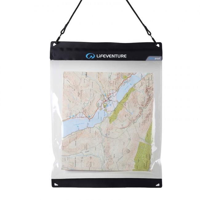 Lifeventure pouzdro na mapu DriStore Case Maps