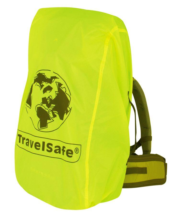 3f6c5e7b05 TravelSafe pláštěnka přes batoh Combipack M žlutá