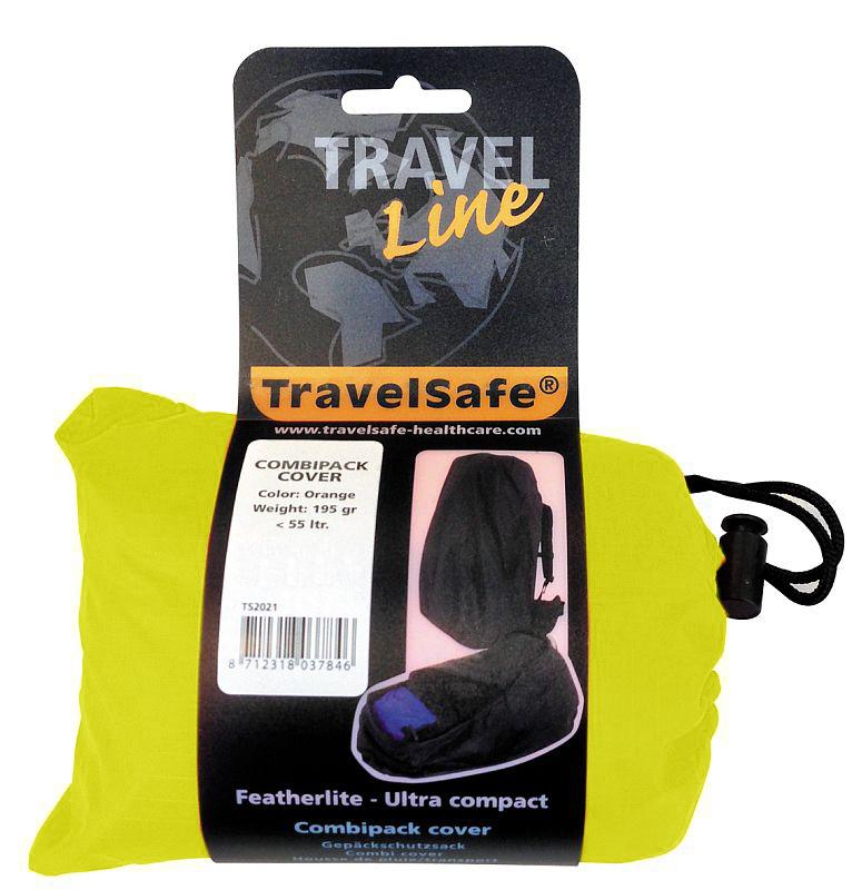 TravelSafe pláštěnka přes batoh Combipack M žlutá f4a9d7cfaf
