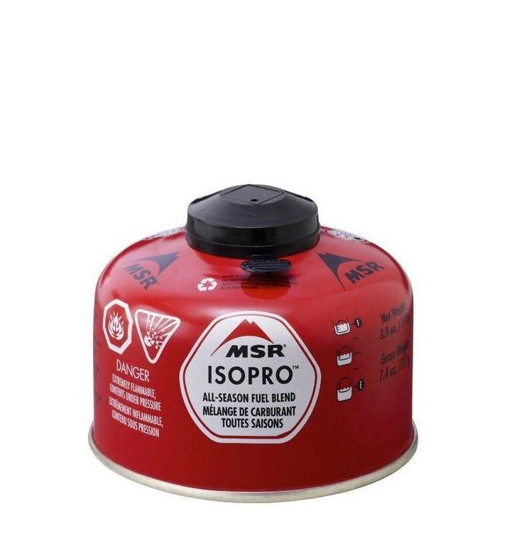 MSR plynová kartuše Isopro 110g