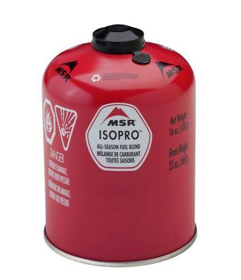 MSR plynová kartuše Isopro 450g